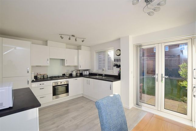 Thumbnail 3 bedroom semi-detached house for sale in Harrison Road, Aylesham, Canterbury, Kent