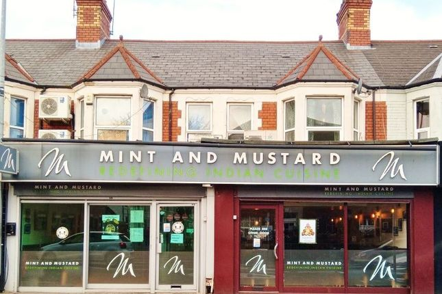 Restaurant/cafe for sale in Whitchurch Road, Heath, Cardiff