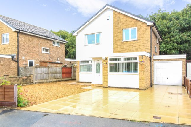 Thumbnail Detached house for sale in Ludlow Avenue, Garforth, Leeds