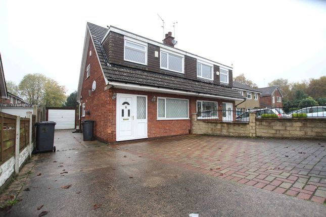 Thumbnail Semi-detached house to rent in Sunningdale Way, Alwoodley, Leeds