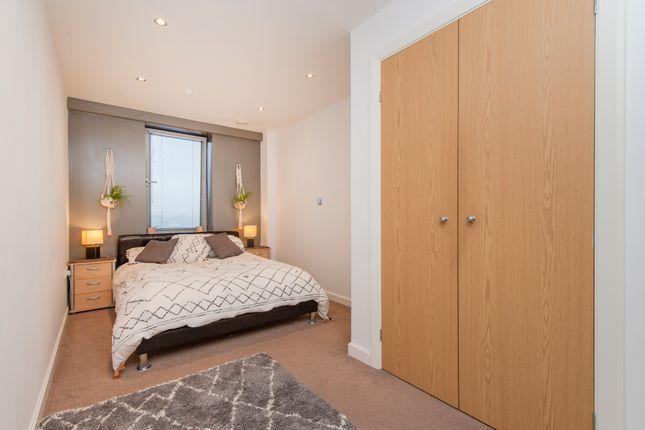Bedroom of Flat 133, 3, Whitehall Quay, Leeds LS1
