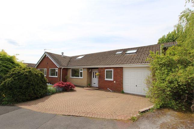 Thumbnail Detached bungalow for sale in Whitebirk Close, Greenmount, Bury, Lancashire
