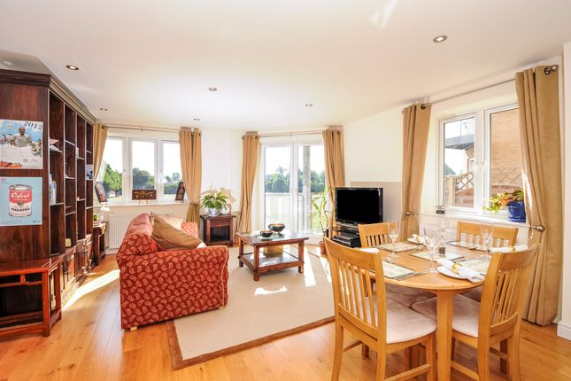 Thumbnail Flat to rent in Marston Ferry Road, Oxford