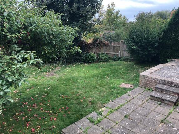 Garden of Brambletyne Avenue, Saltdean, Brighton, East Sussex BN2