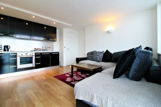 Thumbnail Flat to rent in West Point, Leeds, West Yorkshire