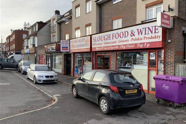 Thumbnail Retail premises to let in 193 Farnham Road, Slough