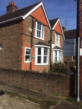 Thumbnail Semi-detached house for sale in Southview Road, Findon, Worthing