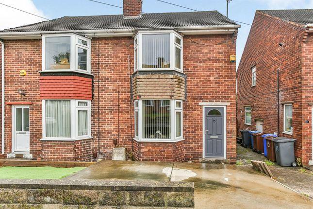 Semi-detached house for sale in Jenkin Drive, Sheffield