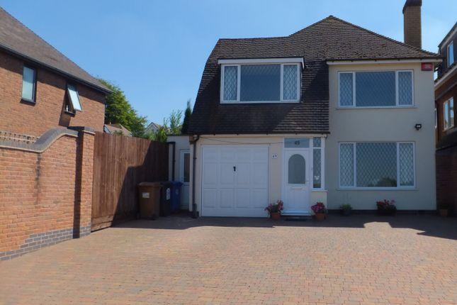 Thumbnail Detached house for sale in Little Aston Lane, Little Aston, Sutton Coldfield