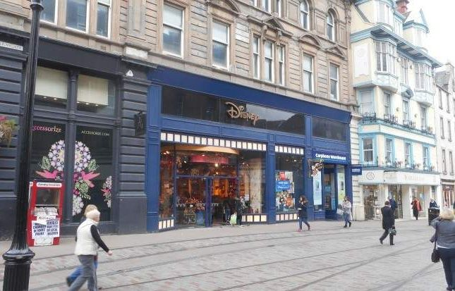 Thumbnail Retail premises to let in 2-6 Murraygate, Dundee
