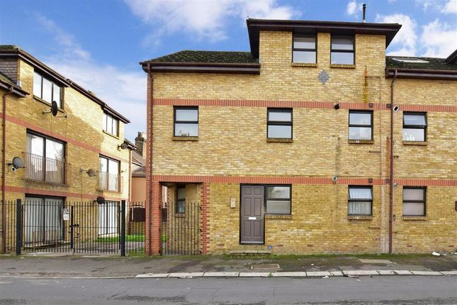 External (Web) of Connaught Road, Chatham, Kent ME4