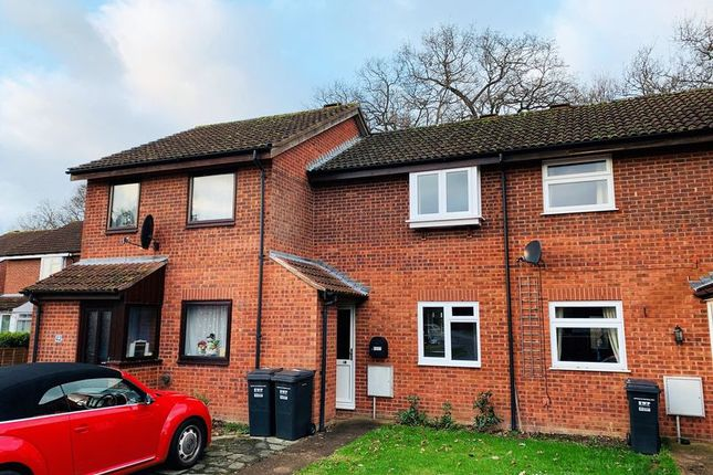 Thumbnail Terraced house to rent in Clover Mead, Taunton