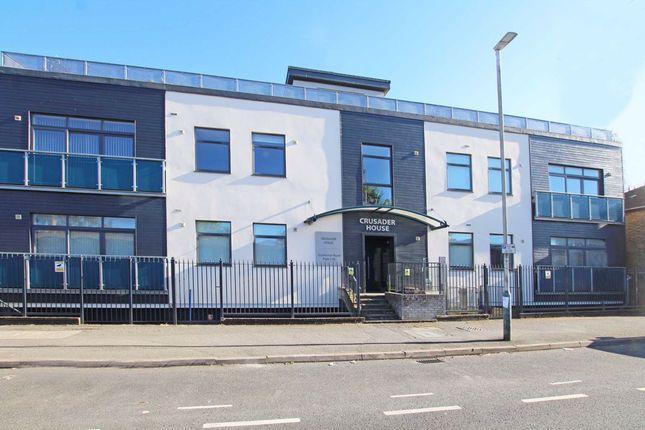 Thumbnail Flat to rent in Horton Road, West Drayton