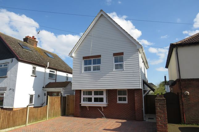 Thumbnail Detached house for sale in Manor Lane, Dovercourt, Harwich