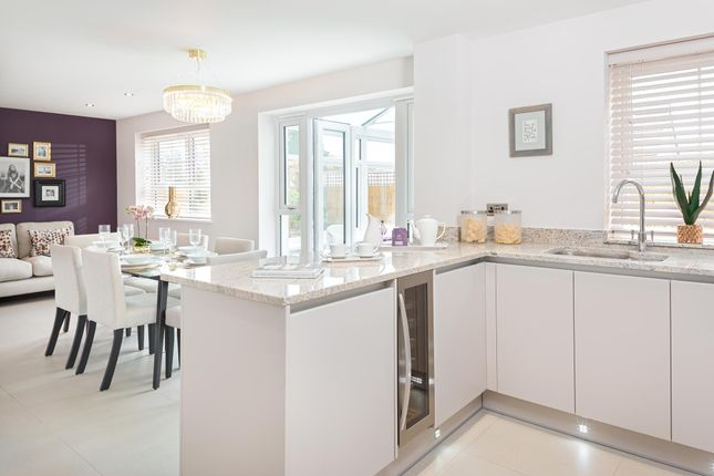 "Thumbnail Detached house for sale in ""Radleigh"" at Llantarnam Road, Llantarnam, Cwmbran"