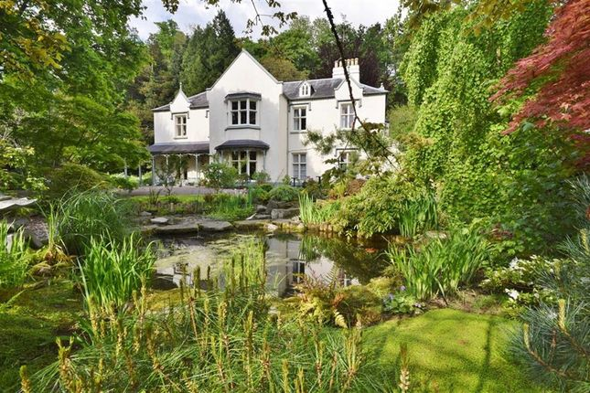 Detached house for sale in Porthycarne Street, Usk, Monmouthshire