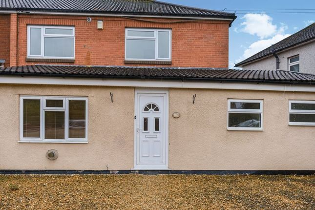 Thumbnail Semi-detached house to rent in Tarnock Avenue, Whitchurch, Bristol