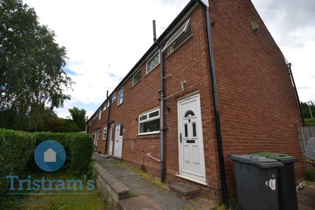 Thumbnail End terrace house to rent in Gibbons Avenue, Stapleford, Nottingham