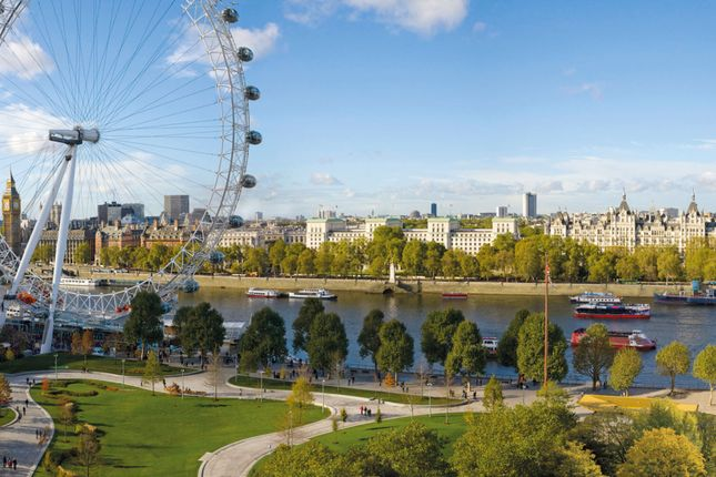 Thumbnail Flat for sale in Belvedere Gardens, South Bank, London