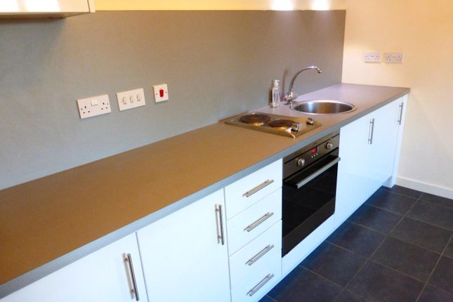 Kitchen of Hindley View, Rugeley WS15