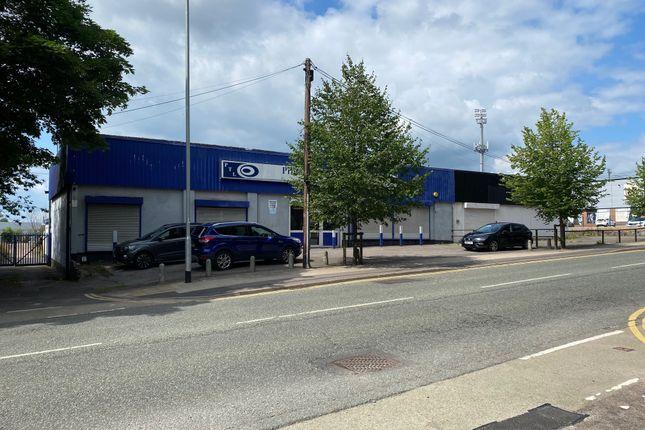 Thumbnail Commercial property for sale in 23 Hamil Road, Burslem, Stoke-On-Trent, Staffordshire