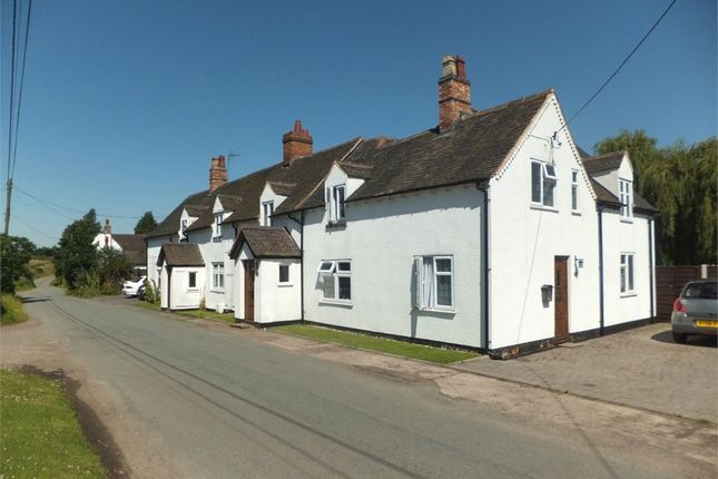 Thumbnail Cottage to rent in Cranebrook Lane, Hilton, Lichfield, Staffordshire