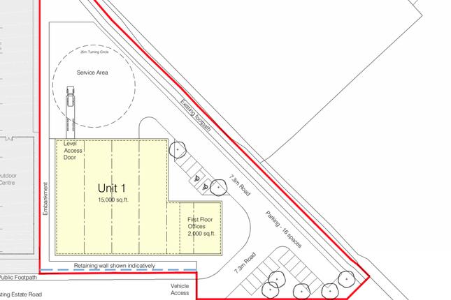 Industrial to let in Grovebury Road, Leighton Buzzard