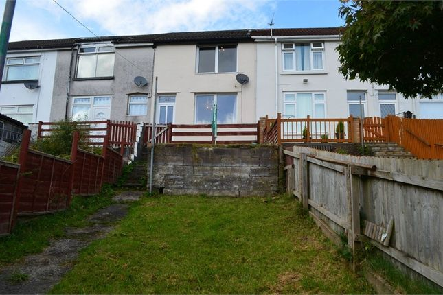 Thumbnail Terraced house for sale in Llewellyn Street, Gilfach, Bargoed, Caerphilly