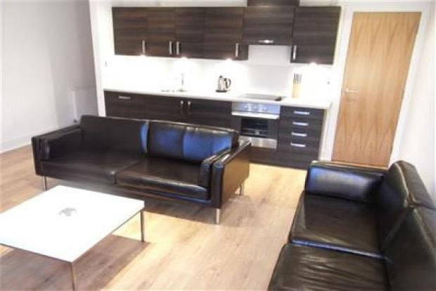Thumbnail Flat to rent in Virginia Street, City Centre