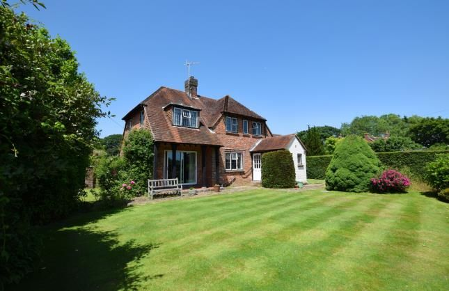 Thumbnail Detached house for sale in Mill Lane, Hellingly, Hailsham, East Sussex