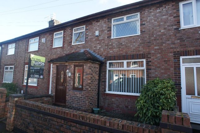 Thumbnail Terraced house for sale in Charlton Street, Latchford, Warrington