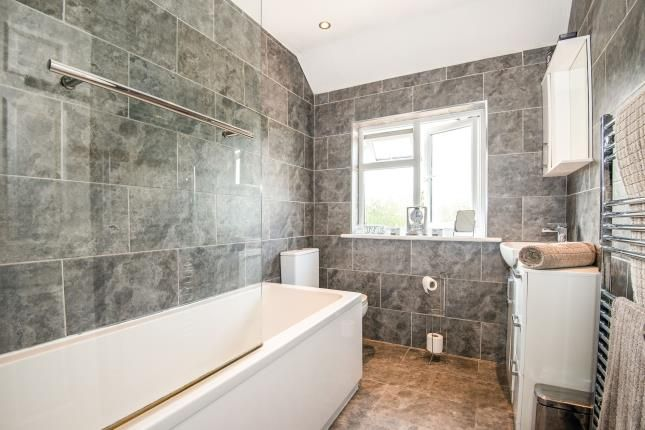 Bathroom of Ashby Avenue, Chessington, Surrey, . KT9