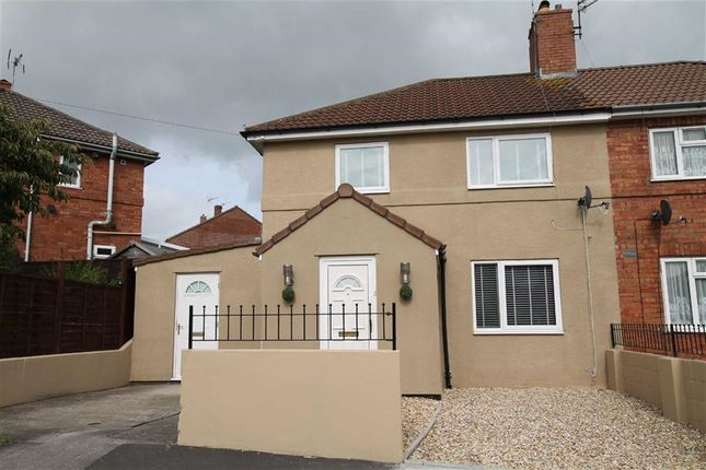 Thumbnail Semi-detached house for sale in Fairford Road, Shirehampton, Bristol