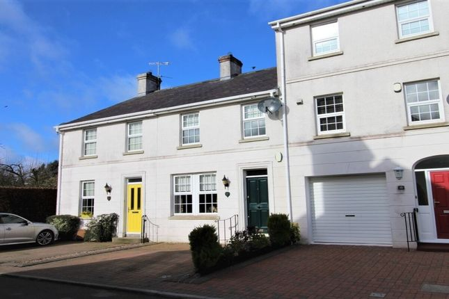 Thumbnail Terraced house for sale in Hamilton Harty Court, Hillsborough