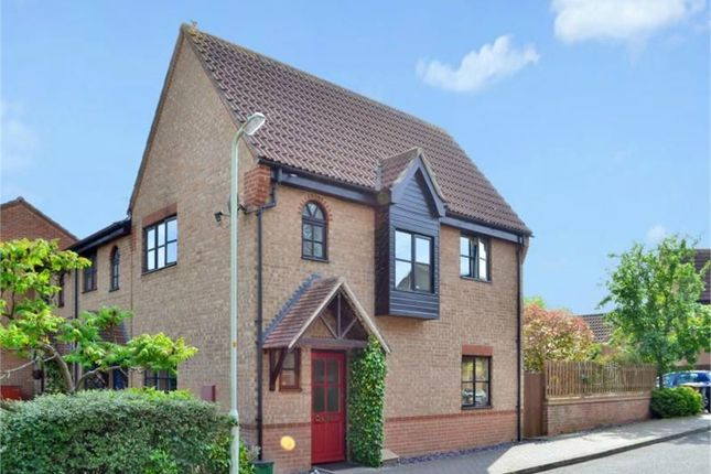 Thumbnail End terrace house to rent in Thresher Close, Bishop's Stortford, Hertfordshire