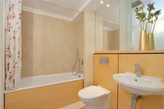 Bathroom of Holly Court, Greenroof Way, Greenwich, London SE10