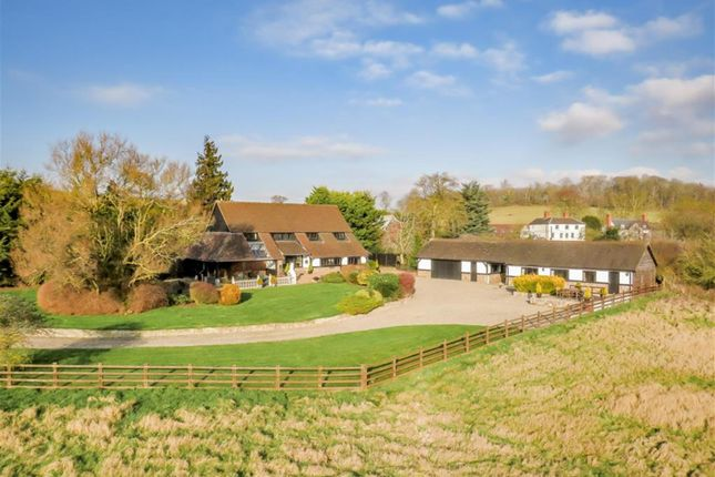Thumbnail Detached house for sale in Brinsop Barn, Stretton Grandison, Ledbury