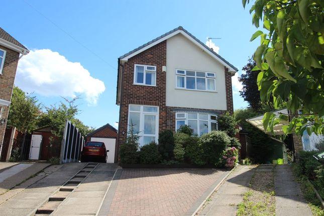Thumbnail Detached house for sale in Moorland Avenue, Stapleford, Nottingham