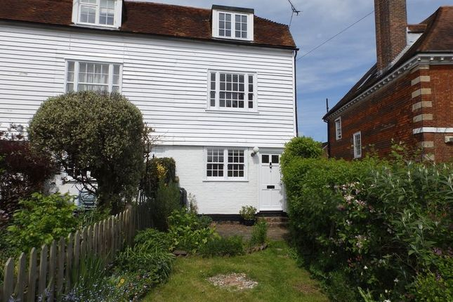 Thumbnail Mews house to rent in High Street, Ticehurst, Wadhurst