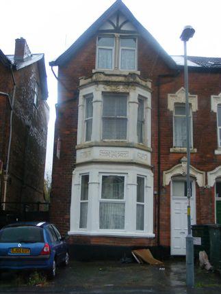 Thumbnail Room to rent in Gillott Road, Birmingham, West Midlands