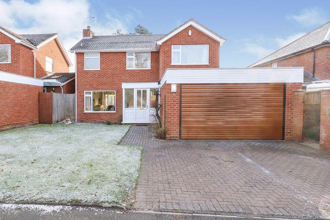 Thumbnail Detached house for sale in Lynwood Drive, Blakedown, Kidderminster