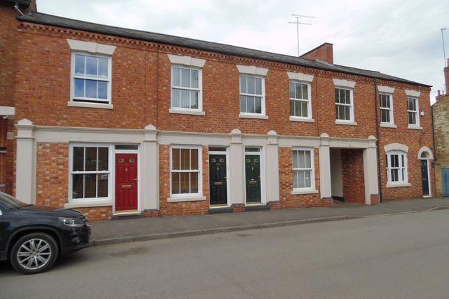 Thumbnail Terraced house for sale in Church Street, Weedon, Northampton