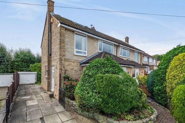 Thumbnail Semi-detached house for sale in Lanark Drive, Horsforth, Leeds