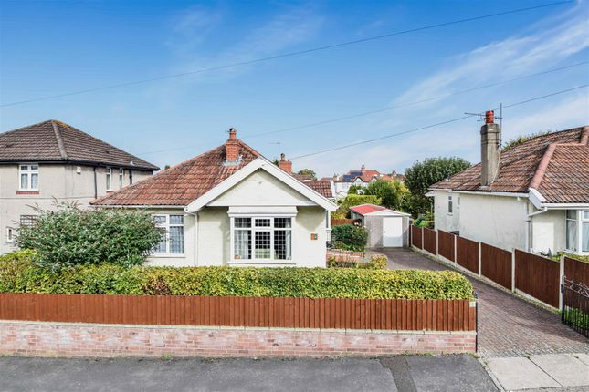 Thumbnail Detached bungalow for sale in Wanscow Walk, Henleaze, Bristol