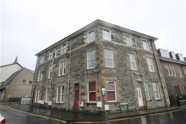 Thumbnail Flat for sale in Church Street, Dunoon, Argyll & Bute