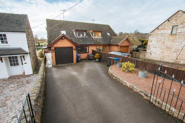 Thumbnail Semi-detached house for sale in Sandy Lane, Brown Edge, Stoke-On-Trent