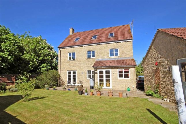 Thumbnail Detached house for sale in Stickleback Road, Calne, Wiltshire