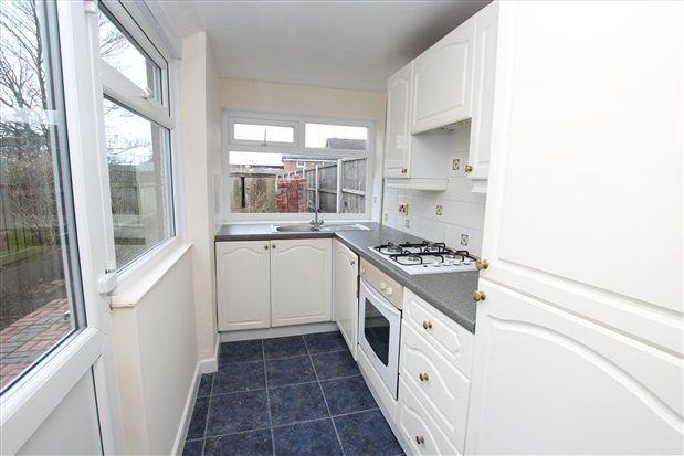 Kitchen of School Road, Blackpool FY4