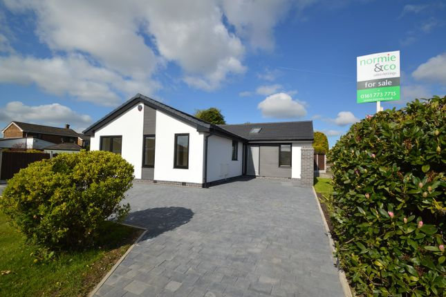 Thumbnail Detached bungalow for sale in Bloomfield Drive, Unsworth, Bury