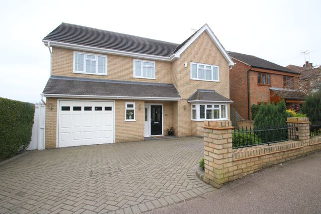 Thumbnail Detached house for sale in The Westerings, Hockley
